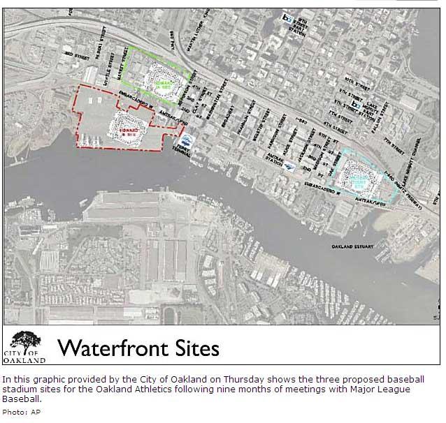 Warriors Proposed New Stadium Location: East Bay Real Estate: Caldecott