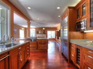 Custom Gourmet Kitchen