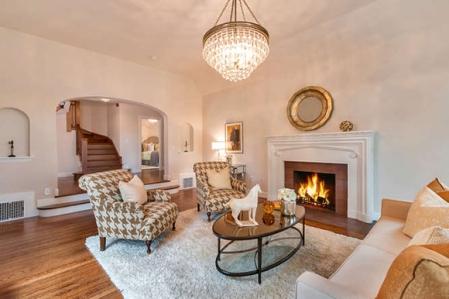 11 Downey Pl Oakland CA 94610-small-009-Living Room-666x444-72dpi